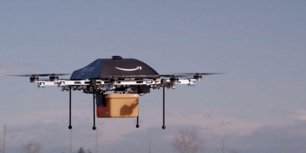 dron-amazon