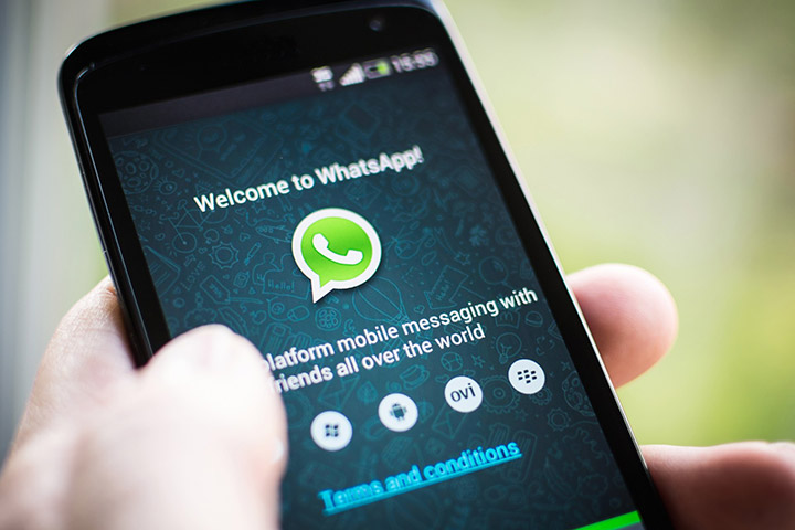 Whatsapp cifra los mensajes